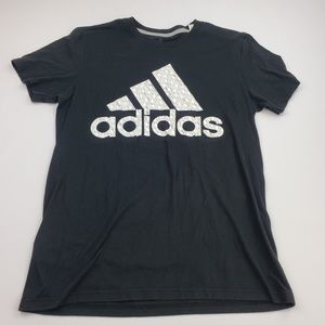 Adidas The Go To Tee Women's T-shirt Size Small Bl